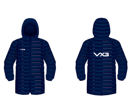 VX3 ERRFC Sub Coat Jacket (Adults)