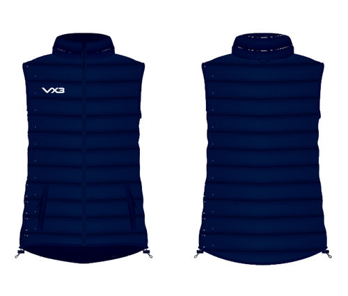 VX3 ERRFC Quilted Gilet (Adults)