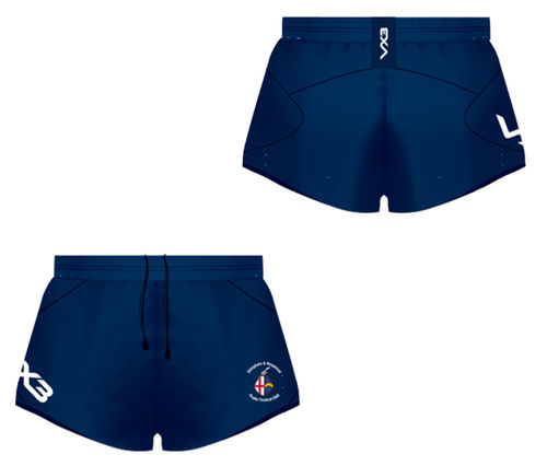VX3 ERRFC Gym Shorts (Adults)